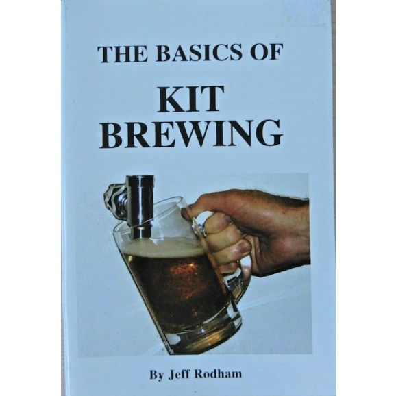 Book - The Basics of KIT Brewing By Jeff Rodham