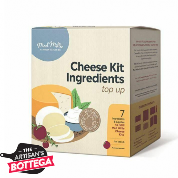 Kit includes all the replacement ingredients