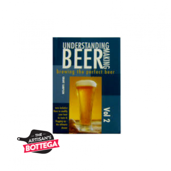 Small book on brewing the perfect beer