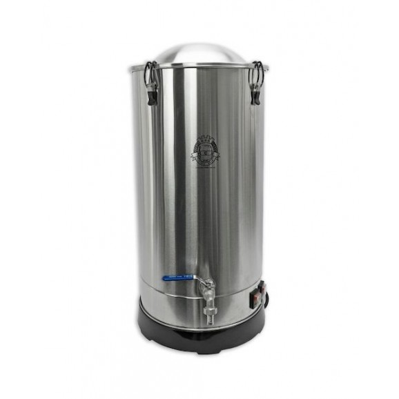 Sparge Water Boiler with Stainless Steel Lid