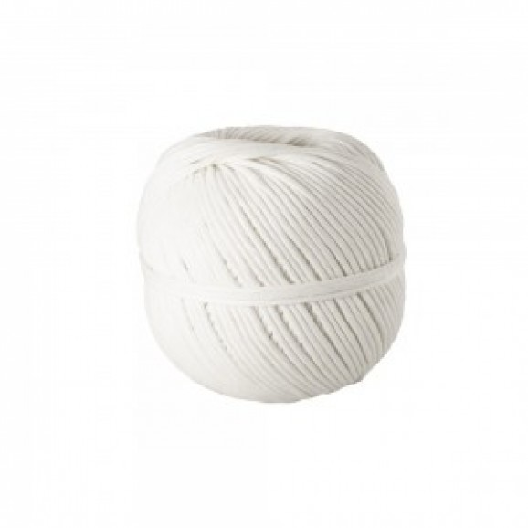 String Large Roll Cotton 2 / 6 Medium - White