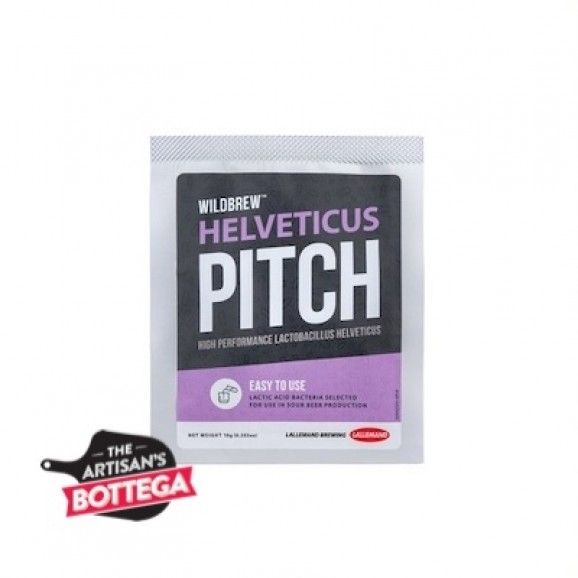 Lallemand Beer Yeast 10g - Wildbrew Helveticus Pitch