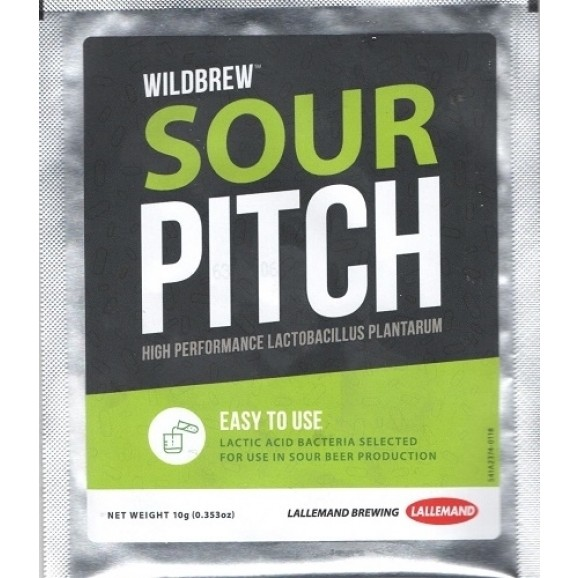 Lallemand Wildbrew Sour Pitch Style Yeast