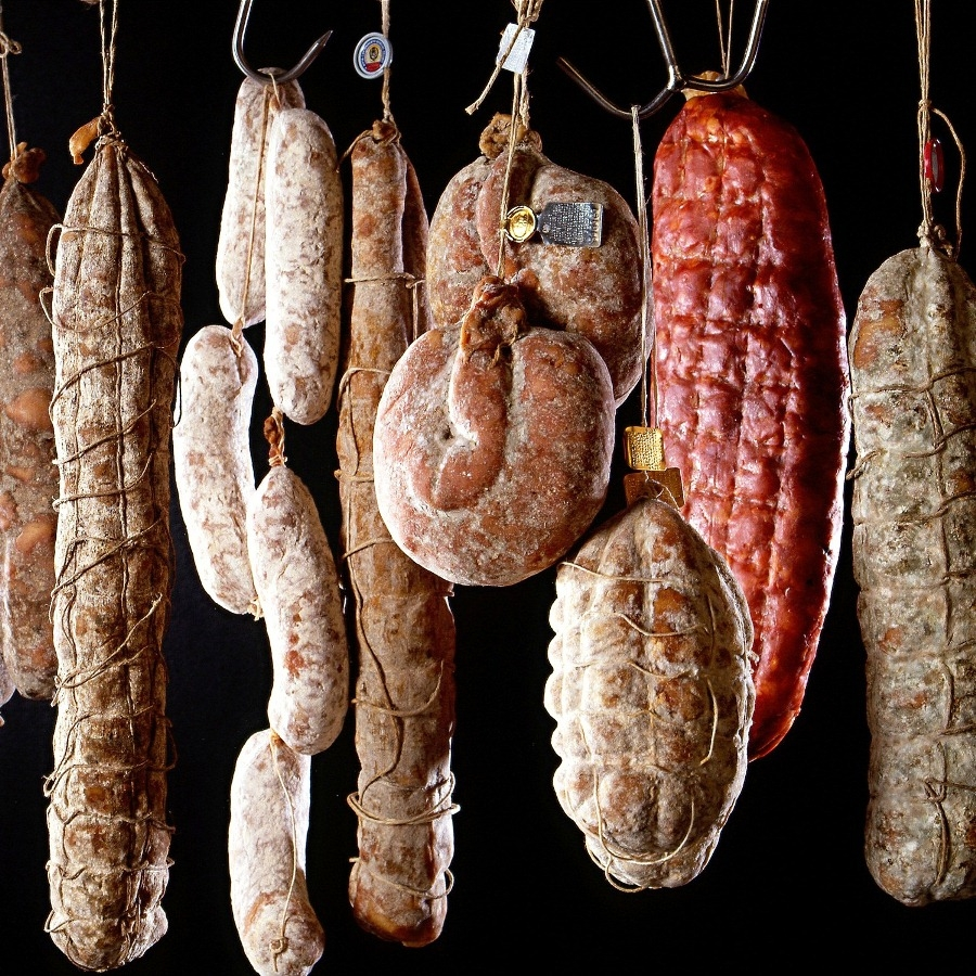 Salami Making Master Class - West Melbourne